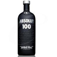 Vodka Absolut 100 50% 1l