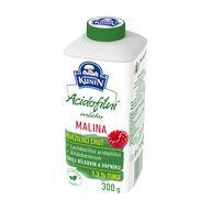 Mléko acidof. malina 300g Kunín LACT