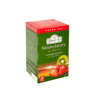 Ahmad Green Tea  Strawberry Kiwi 20x2g ALN