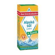 Alpská sůl fluor žlutá 500g