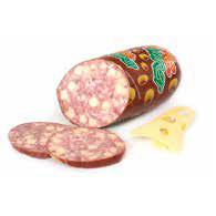Salám alpský se sýrem 1kg