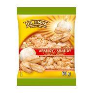 Arašídy s přích česneku 60g Ensa