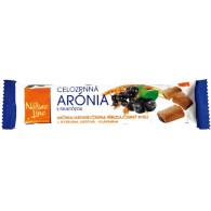 Arónia celozrnné sušenky 65g WISSA