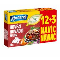Bujón Hovězí 12+3 120g KUCHAR