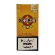 Candlelight gold vanilka 10ks 75kč