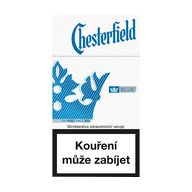 Chesterfield 100S blue 89kč