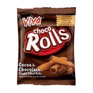 Choco rolls kakao 100g Viva XT
