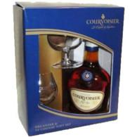 Courvoisier VSOP 40% 0.7l +sklo