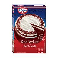 Dort Red velvet 385g DR.O.