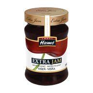 Džem extra višeň 340g HAM