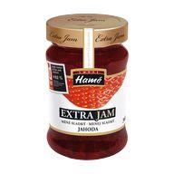 Džem jahoda Extra TO 340g HAM