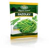 Fazolky zelené celé 400g AGRO