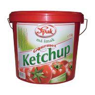 Kečup 5kg Gourmet jemný SPAK