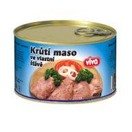 Krůtí maso mix 400g