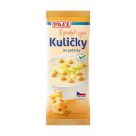 Kuličky do polévky sýrové 50g Poex