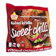 Křídla kuřecí sweet chilli 500g XX
