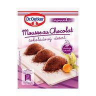 Mousse au chocolat 50g OET