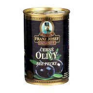 Olivy černé bez pecky FJK 300g PP130g