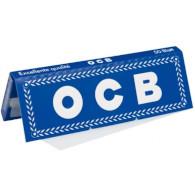 Papírky OCB modré malé