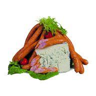 Párečky šunkové 75% 1kg VÁH