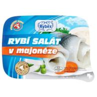 Rybí salát v majoneze 150g RYBEX