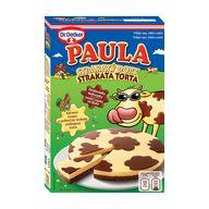Dort Paula strakatý dort 420g OET