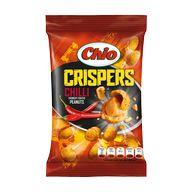 Arašídy Crispers chilli Chio 65g XX INR