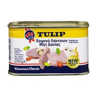 Luncheon Meat 200g Tulip