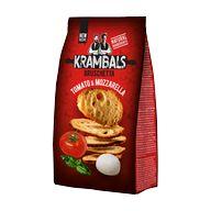 Bruschetta Krambals rajče mozzarella 70g COMP