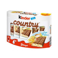 Čok Kinder Country 9ks x 23.5g FERR