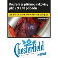 Chesterfield 28ks Blue 121V