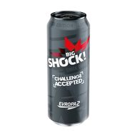 Big Shock Coffe Grenadine 500ml P XX