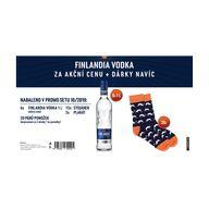 Set Finlandia 6x1l +ponožky XT