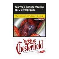 Chesterfield 23ks Red 115Z