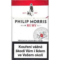 Philip Mor. 100 Ruby  101Z