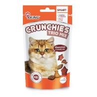Akinu Crunchies trio mix křupinky 50g