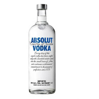 Vodka Absolut 1,5l 40% čirá L