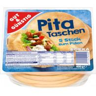 Chléb Pita 5ks 400g G&A